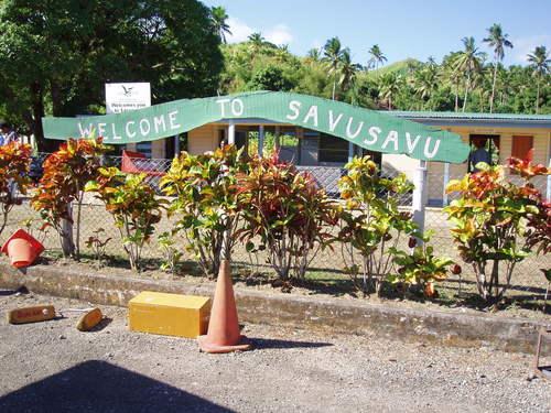 Welcome to Savusavu